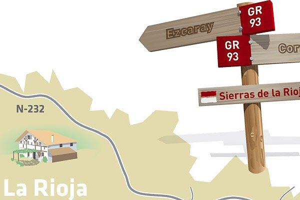 Ruta GR3 detalle 1